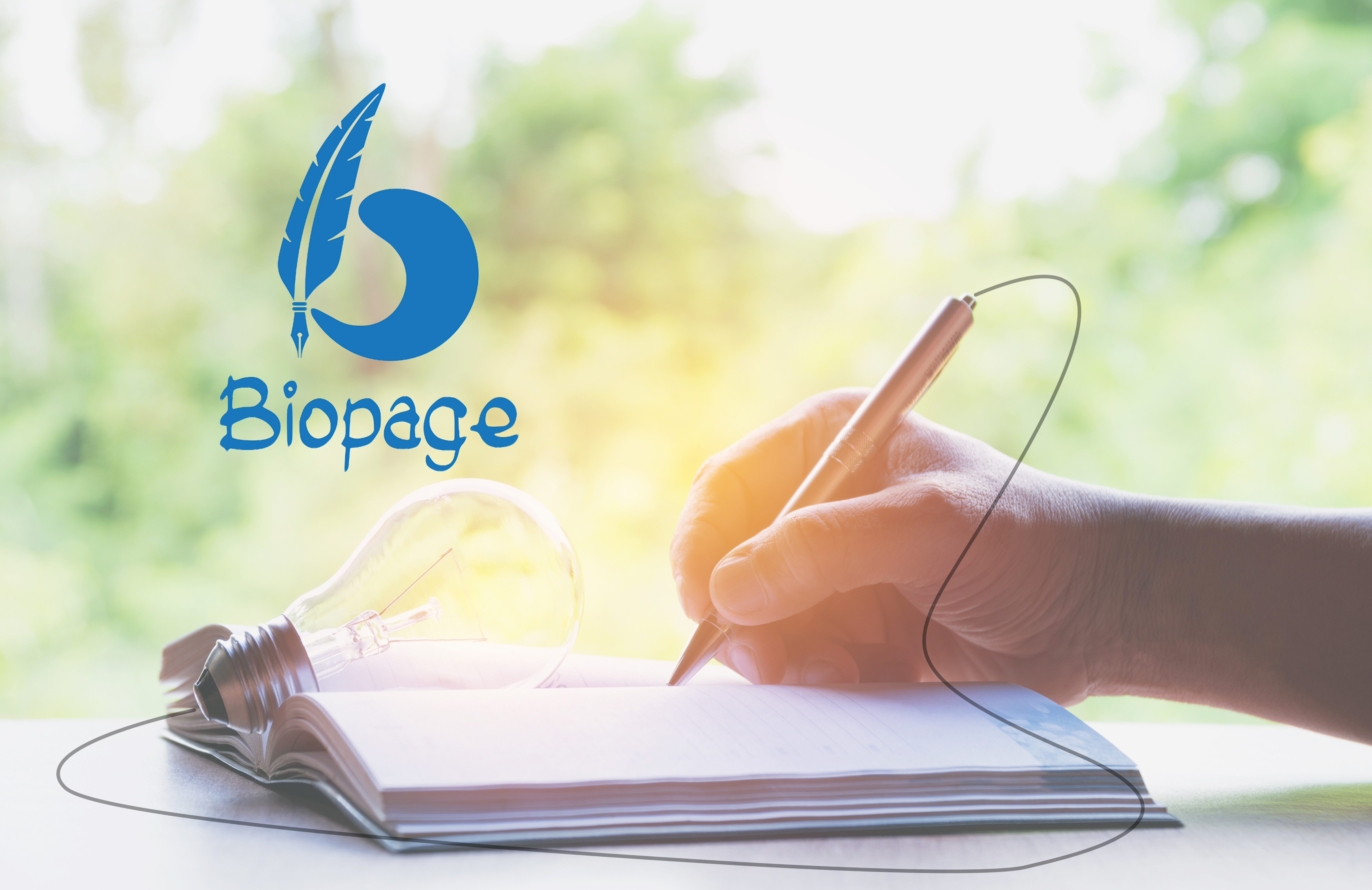 Help Biopage help writers!